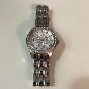 Guess Original Watch with Swarovski crystals
